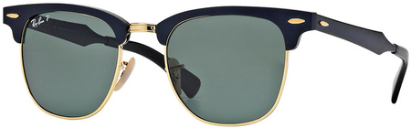 Ray Ban 3507 Sunglasses Black Arista, G15 Polarised Lenses