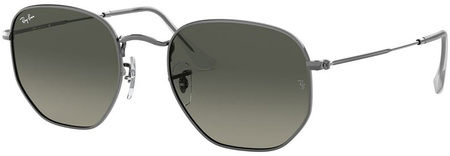 Gunmetal/Dark Grey Gradient Lenses 51 Eye Size