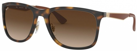 Matte Havana/Dark Brown Gradient Lenses