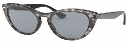 Havana Grey/Blue Flash Mirror Lenses