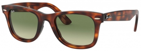 Red Havana/Green Gradient Lenses