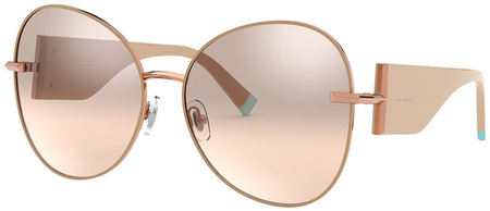 Rubedo and Caramel/Brown Gradient Silver Mirror Lenses