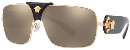 Gold/Gold Mirror Lenses