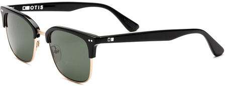 Black and Gold/Grey Polarised Lenses