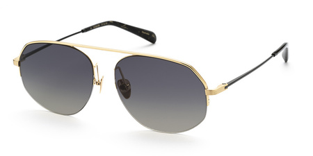 Gold and Black/Grey Gradient Lenses