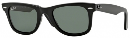 Ray Ban 2140 Sunglasses Black, G15 Polarised Lenses