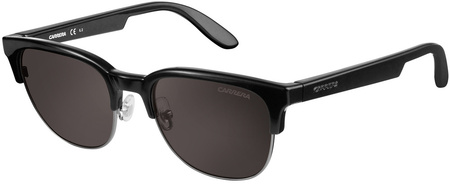 Carrera Sunnies 5034/S Black, Grey Lenses