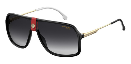 Gold and Red/Dark Grey Gradient Lenses