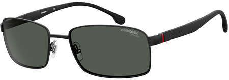 Matte Black/Green Polarised Lenses