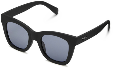 Quay Sunglasses After Hours Black, Smoke Lenses