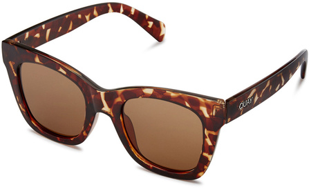 Quay Sunglasses After Hours Tort, Brown Lenses