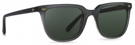 Raen Arlo Optics Matte Grey Crystal, Green Polarised