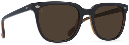 Raen Arlo Optics Black and Tan, Brown Lenses