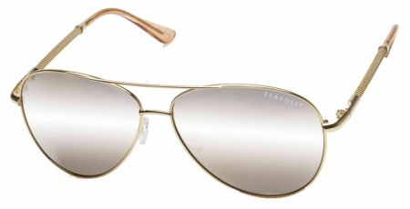 Seafolly Sunglasses Belize Gold Mirror