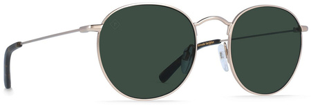 Raen Benson 51 Sunglasses Japanese Gold and Brindle Tort