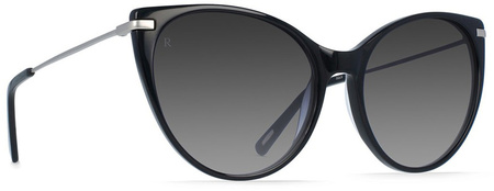 Raen Birch Sunglasses Black, Grey Gradient Lenses