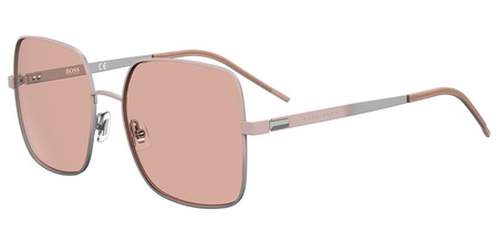 Matte Pink/Nude Tint Lenses