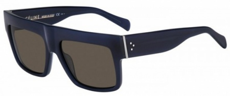 Celine ZZ Top Navy with Grey Lenses