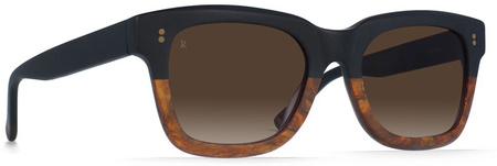 Raen Gilman Sunglasses Burlwood, Brown Gradient