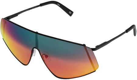 Matte Black/Sunset Mirror Lenses