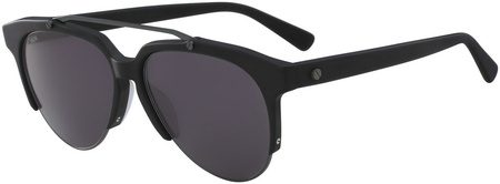 MCM 112s Sunglasses Black, Grey Lenses