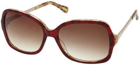 Morrissey Elegance Sunglasses Syrup Brown, Gold/Warm Smoke