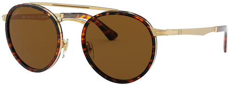 Gold and Havana/Brown Polarised Lenses