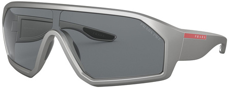 Grey Demishiny/Grey Polarised Lenses