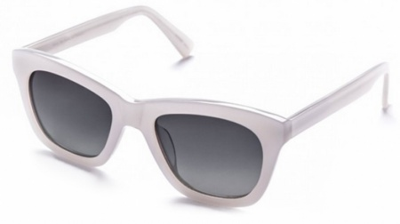 Samantha Wills Sunnies Indigo Metallic White