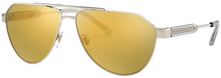 Pale Gold/Gold Mirror Lenses