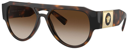 Havana/Dark Brown Gradient Lenses
