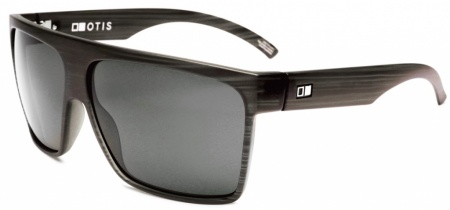 Otis Young Blood Sunglasses Black Woodland Matte, Cool Grey
