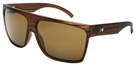 Otis Young Blood Sunglasses Woodland Matte, Tropical Brown Lenses